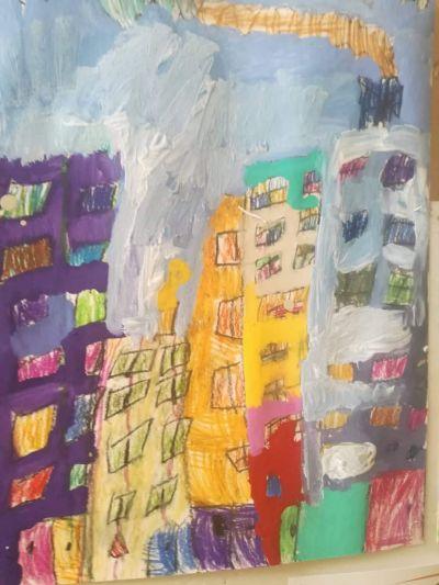 Рисунка 4 - ДГ 6 Пролет - Търговище